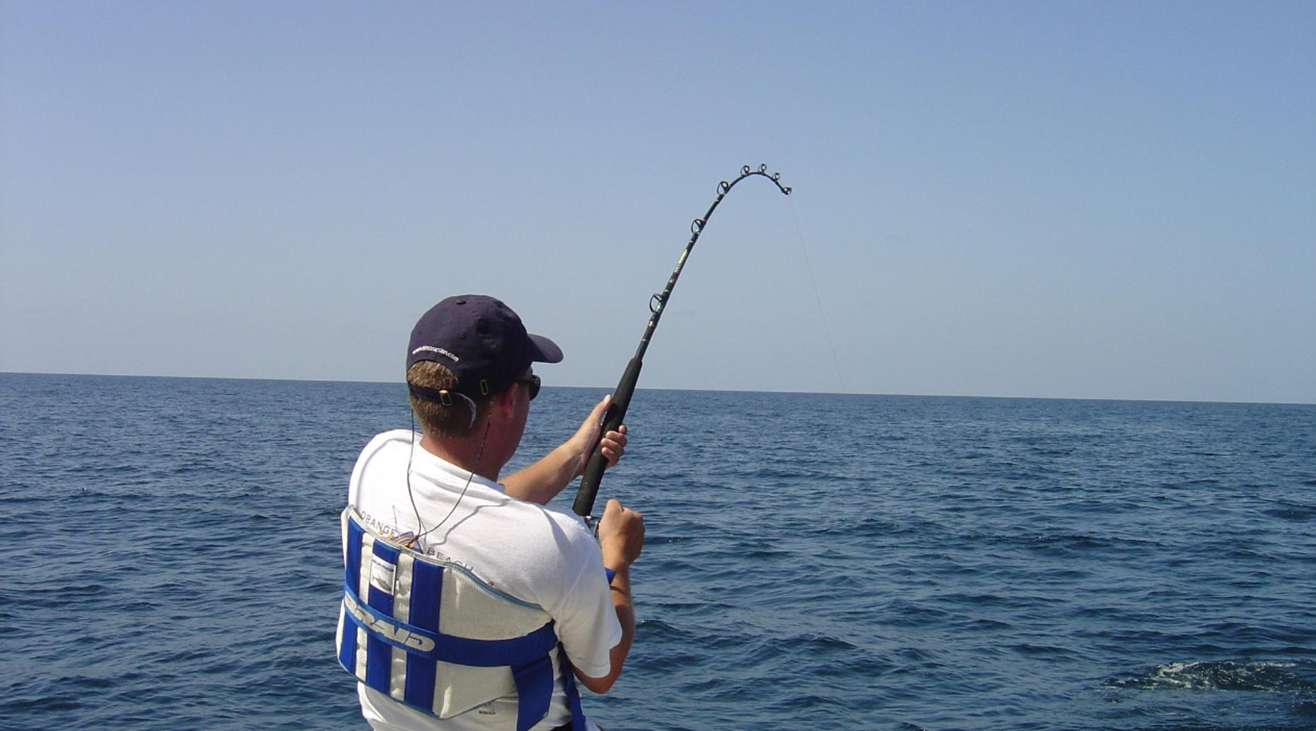 Four-Hour Sportfishing Charter in Hollywood
