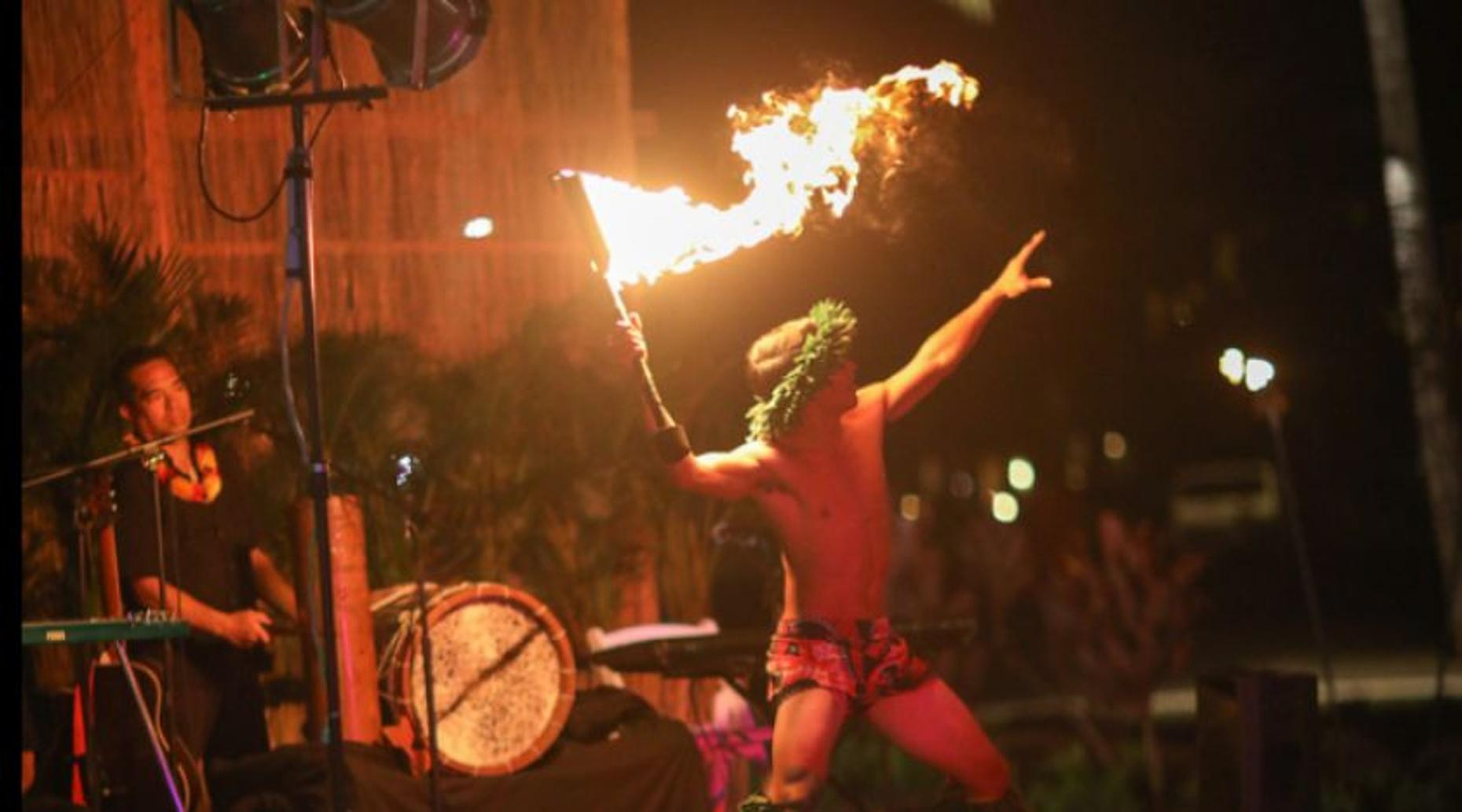 Hawaii Alive Luau Show
