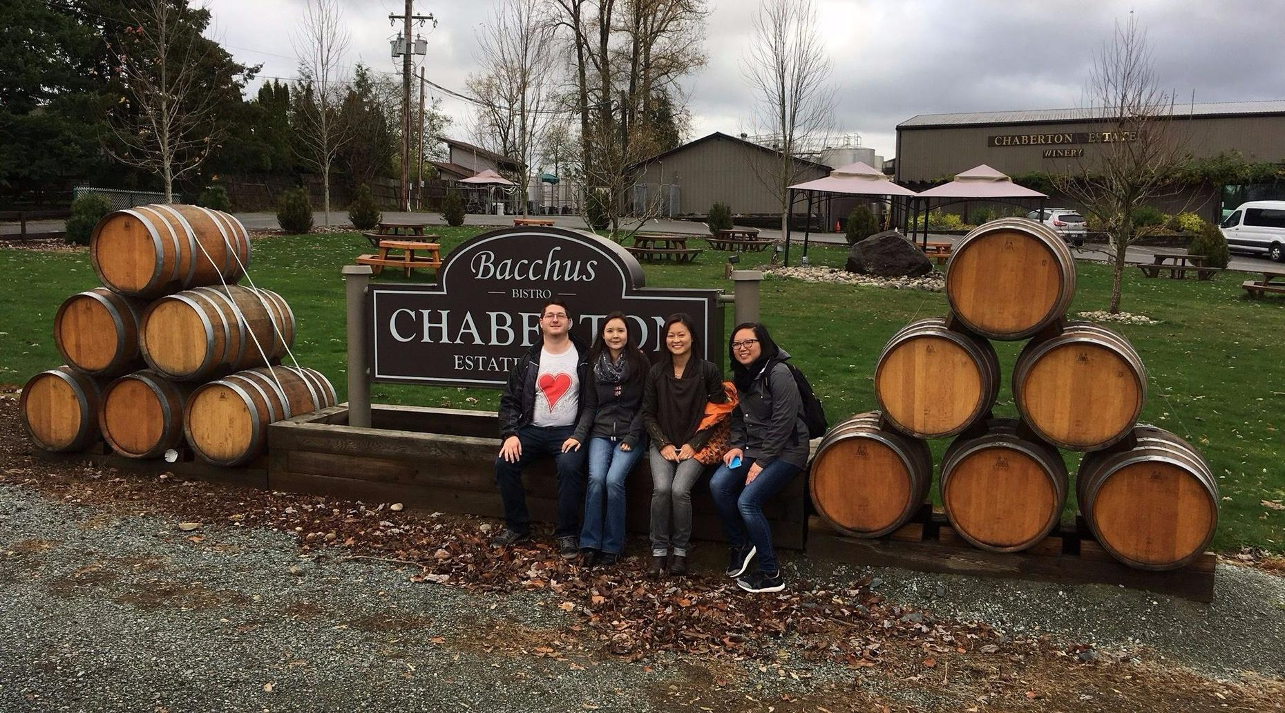 Fraser Valley Wine Tour in Vancouver