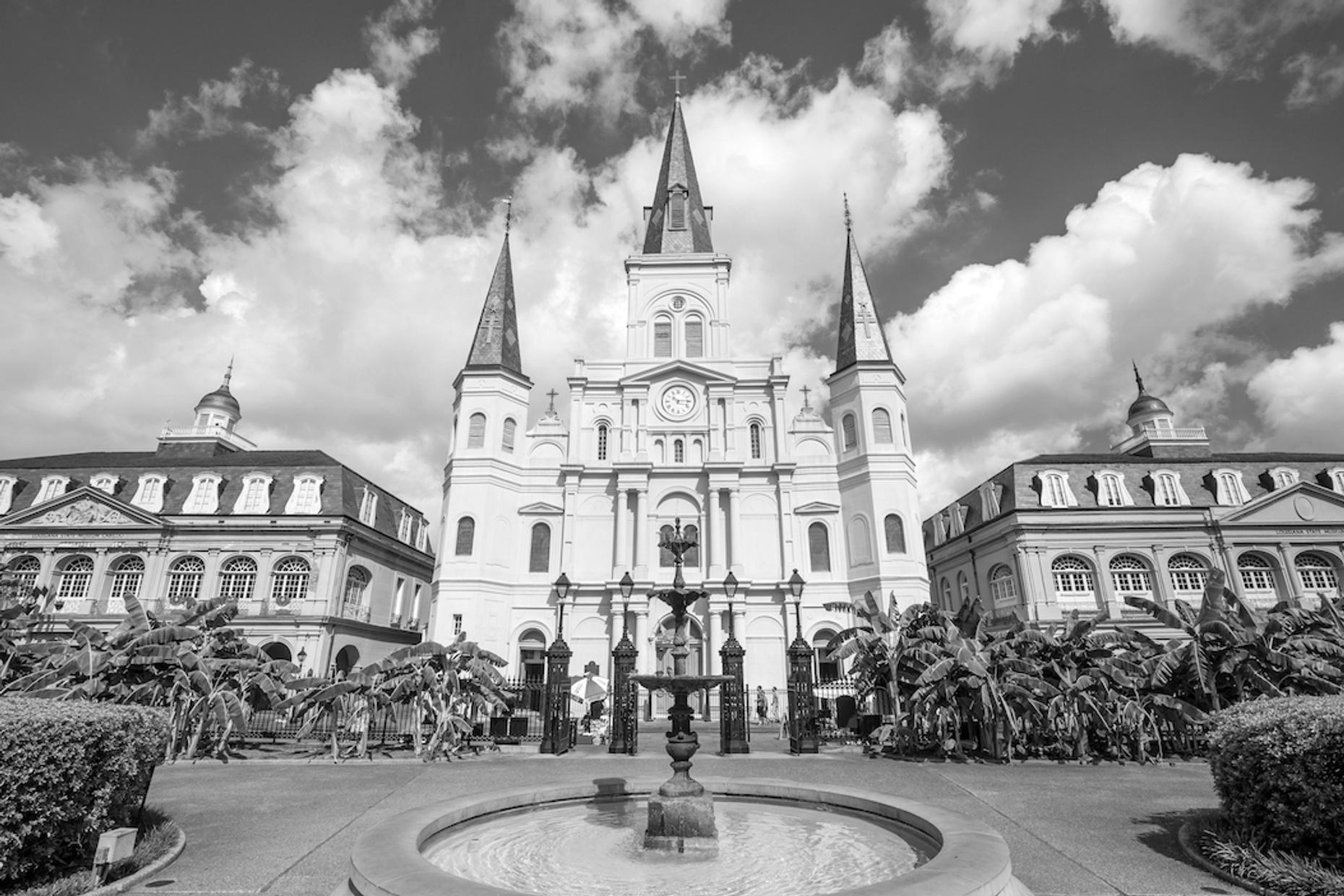 Black & White Photo Workshop and Tour in New Orleans