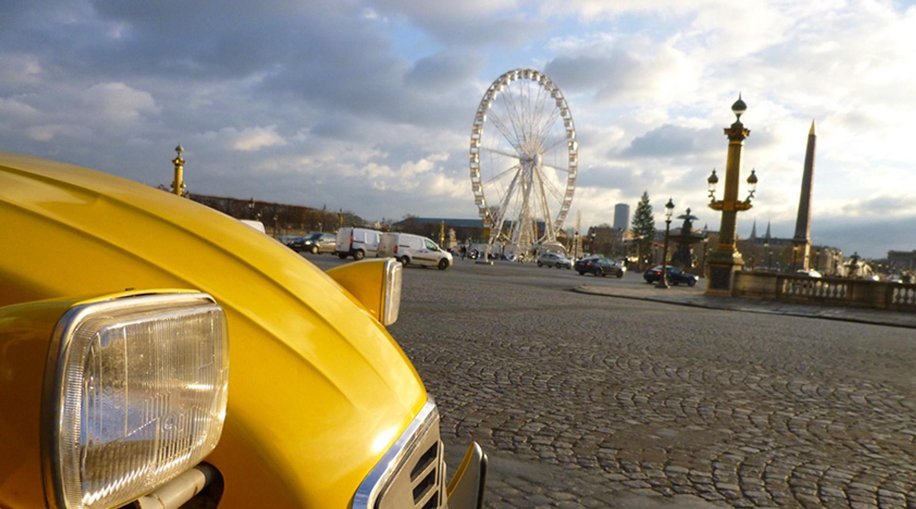 Paris Essentials Ride