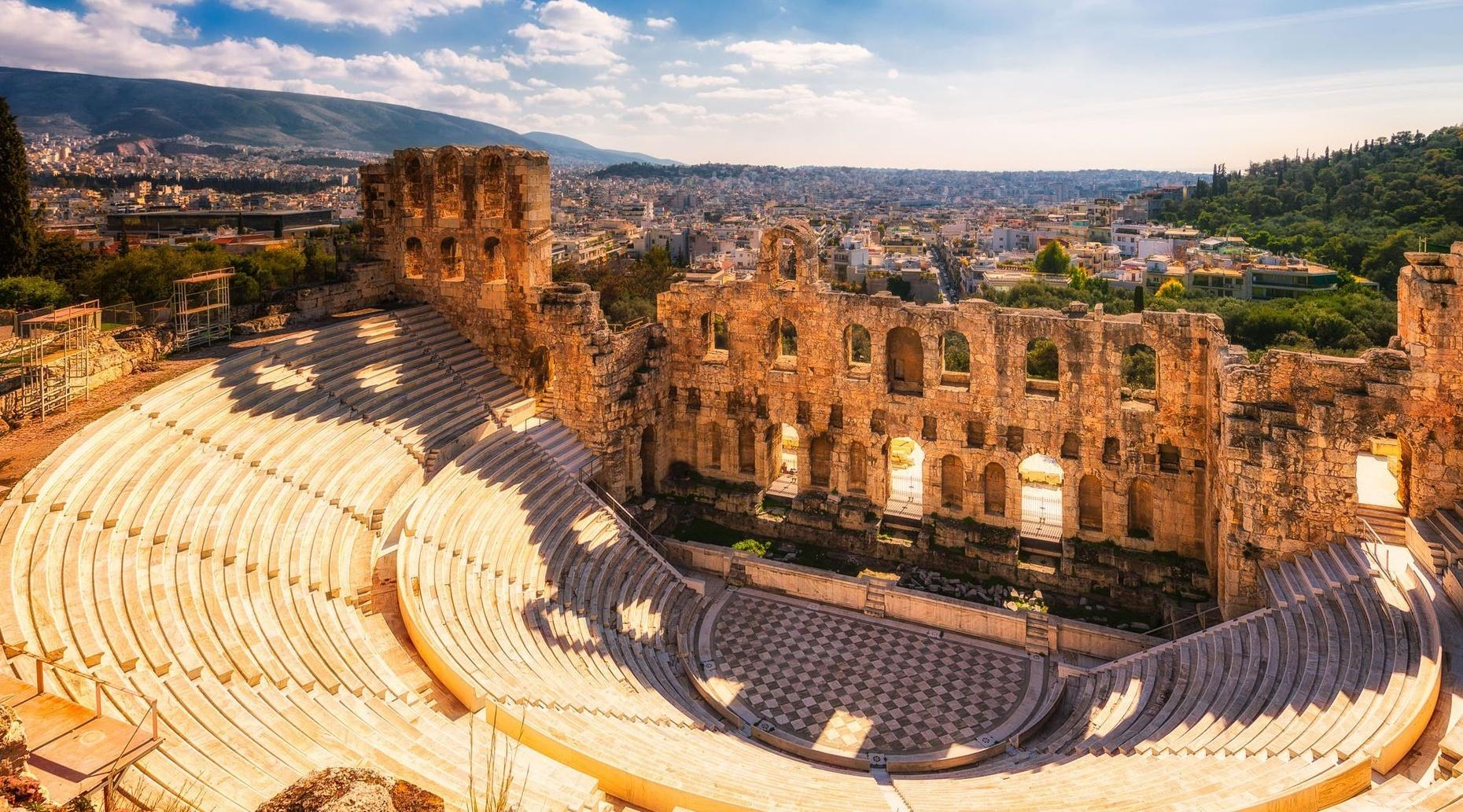 Six-Day Athens Tour