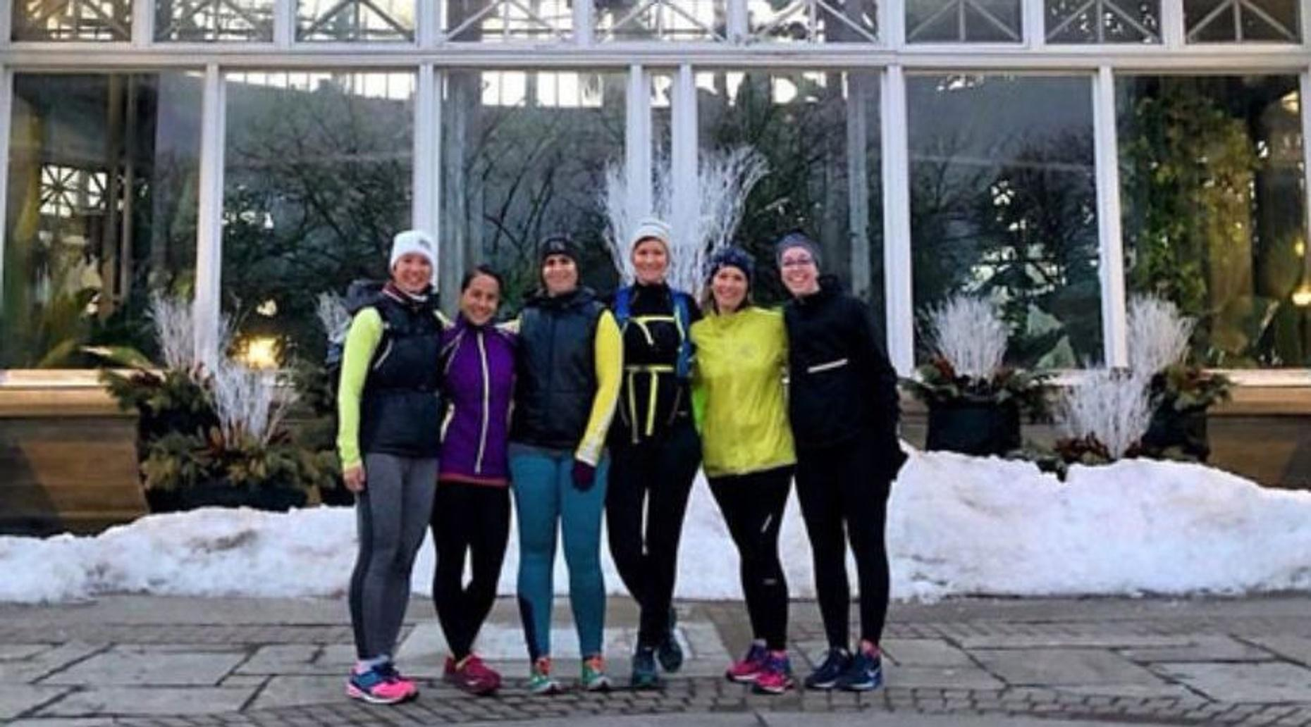 7-K Historical Women Running Tour in Toronto