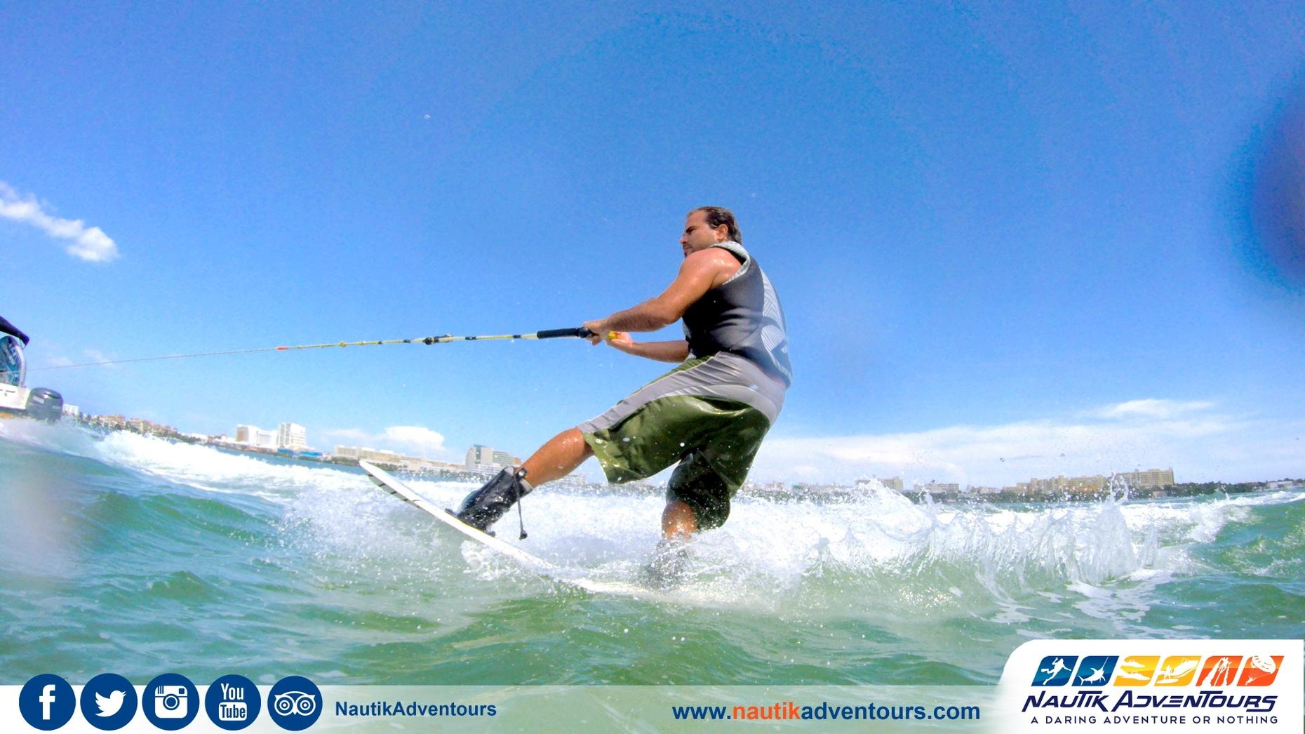 Wakeboarding Tour in Cancun