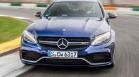 2016 Mercedes-Benz C63