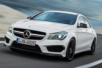 2014 Mercedes-Benz CLA250