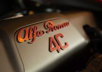 0 ALFA ROMEO 4C