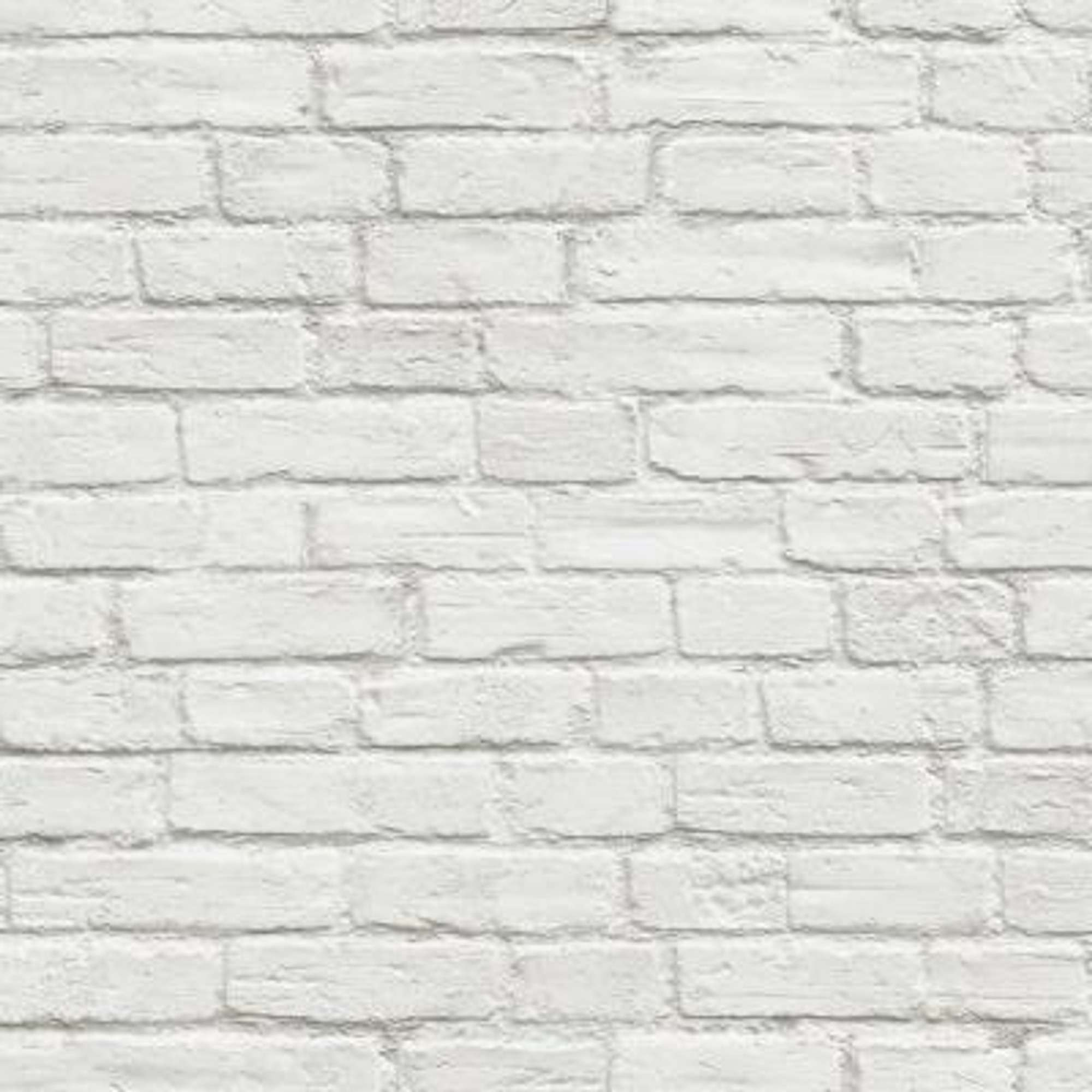 Nextwall Vintage White Brick Peel And Stick Wallpaper Loveseat Online Auctions San Diego