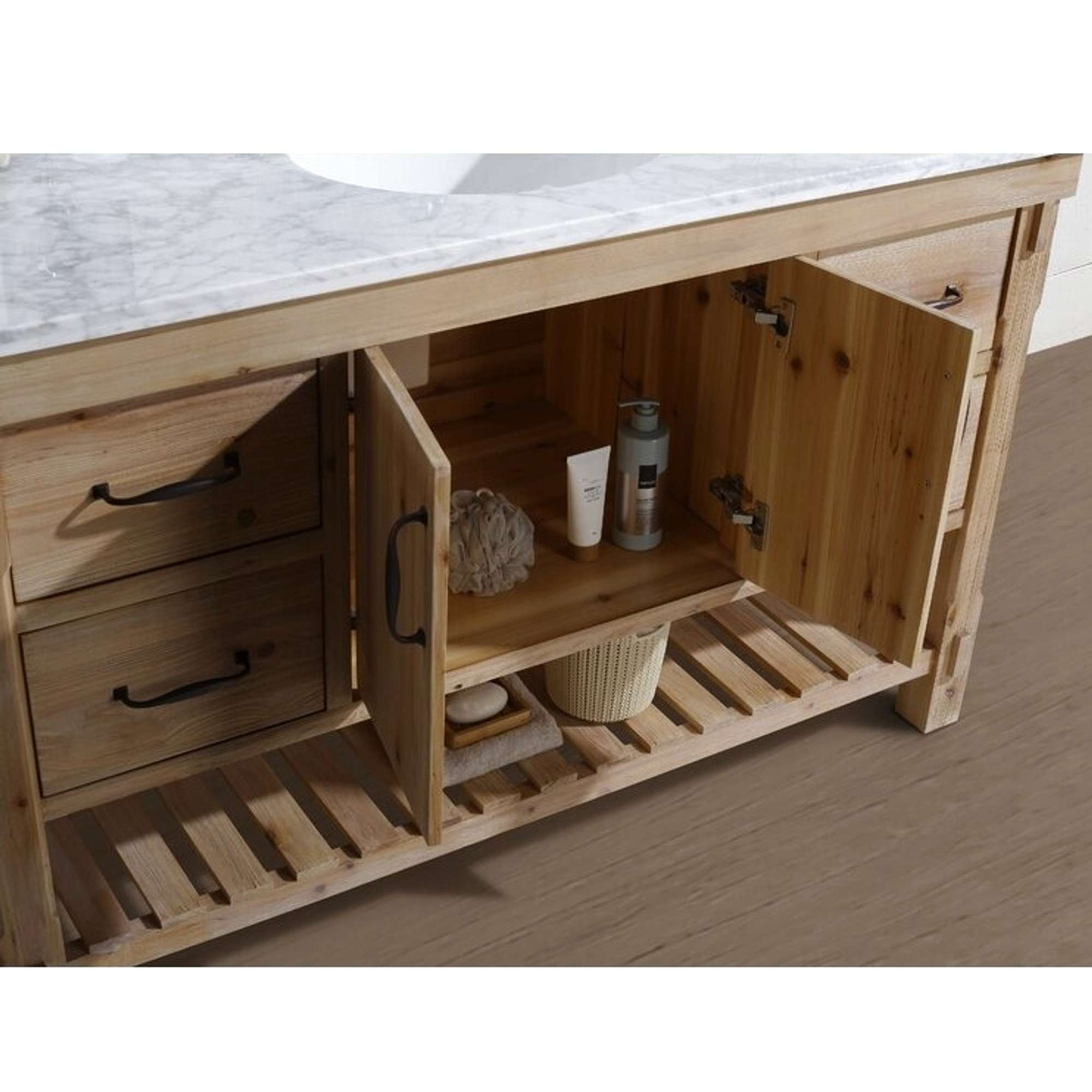 Three Posts Kordell 55 Single Bathroom Vanity Set Loveseat Online Auctions Los Angeles