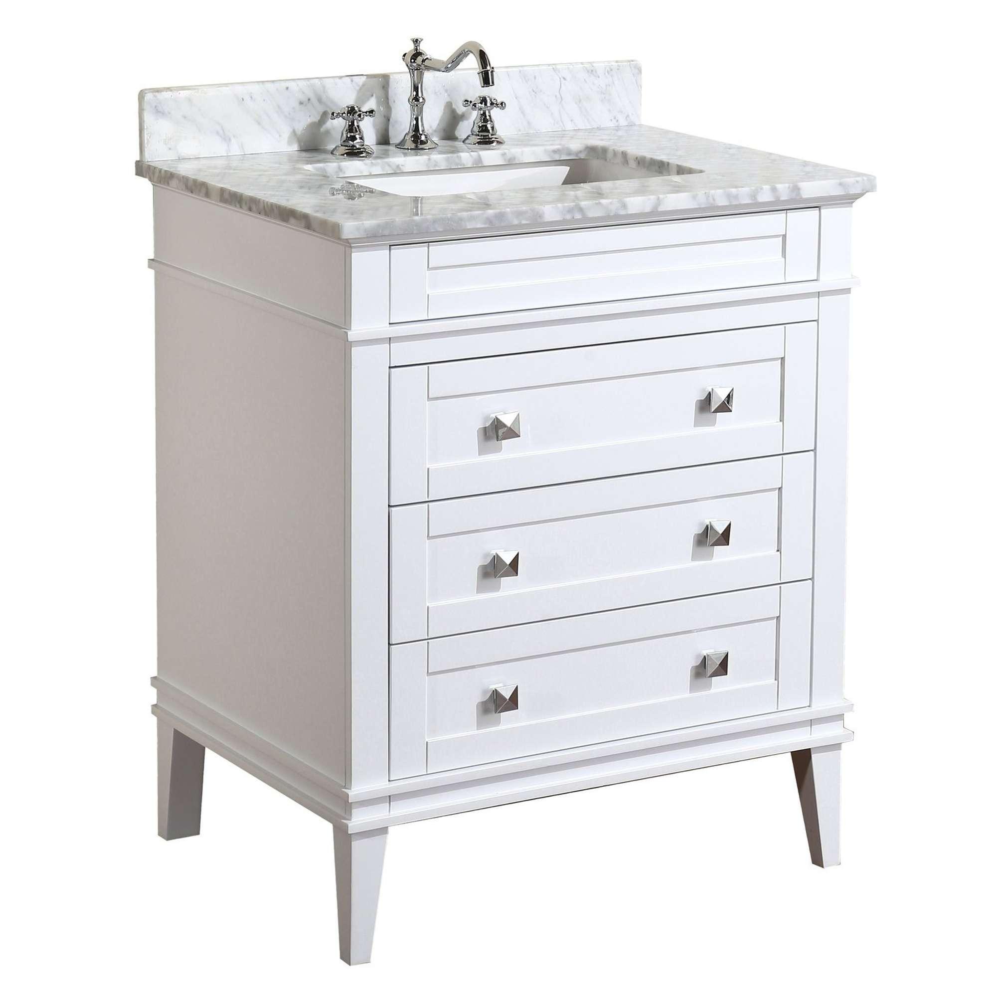 Partial Eleanor 30 Bathroom Vanity Damaged Loveseat Online Auctions San Diego