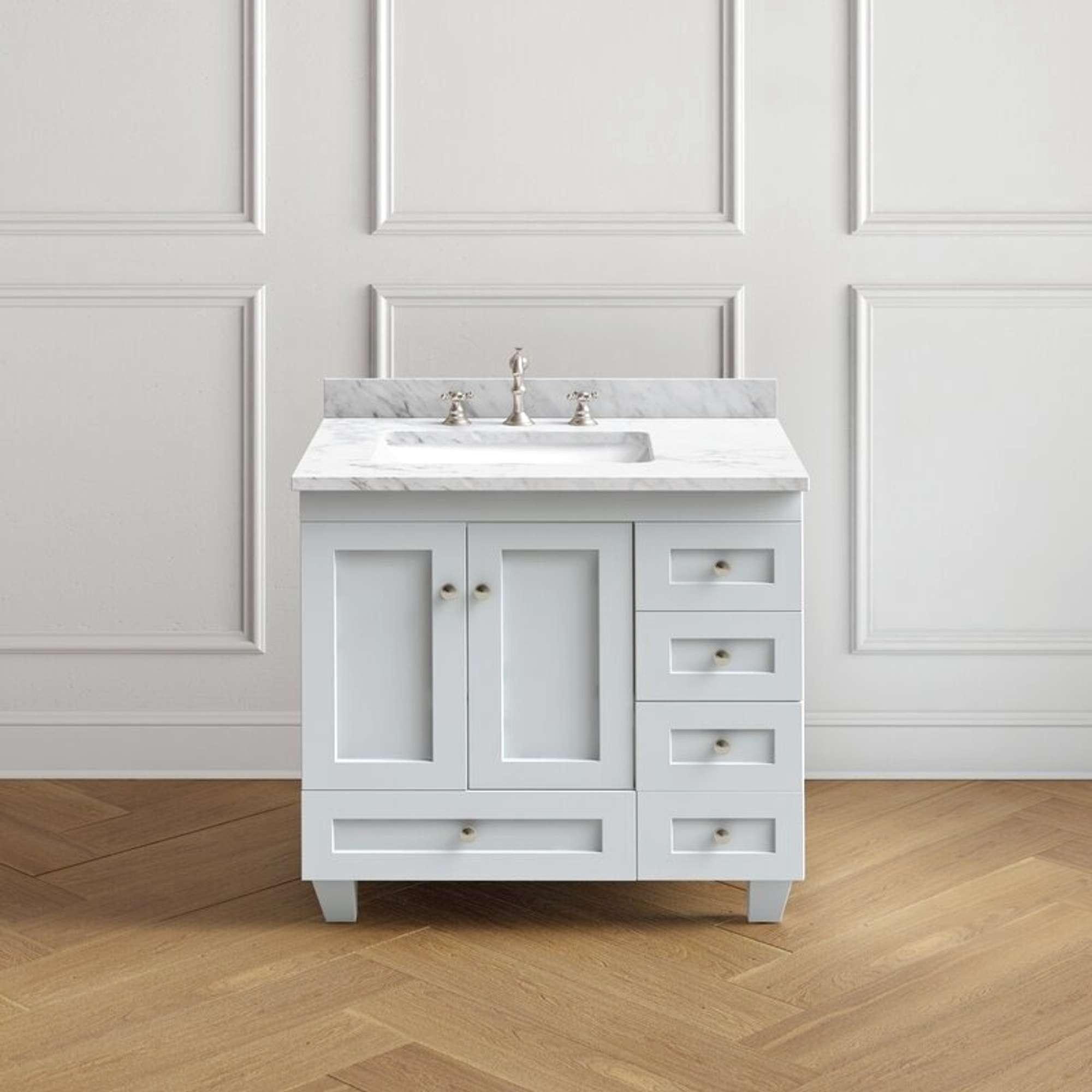 Joss Main Lauder 30 Single Bathroom Vanity Set Loveseat Online Auctions Los Angeles