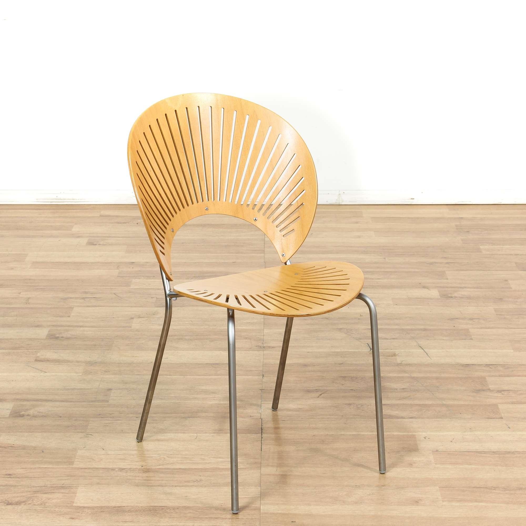 Nanna ditzel danish modern trinidad chair 2