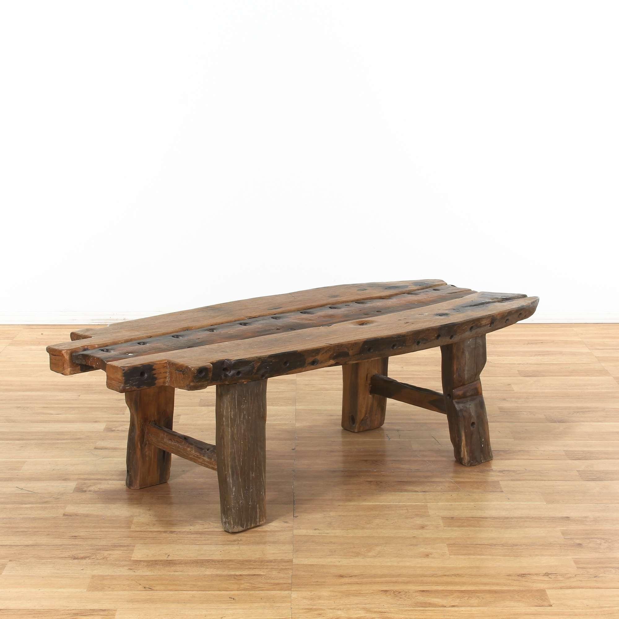 Reclaimed Wood Outdoor Furniture Los Angeles