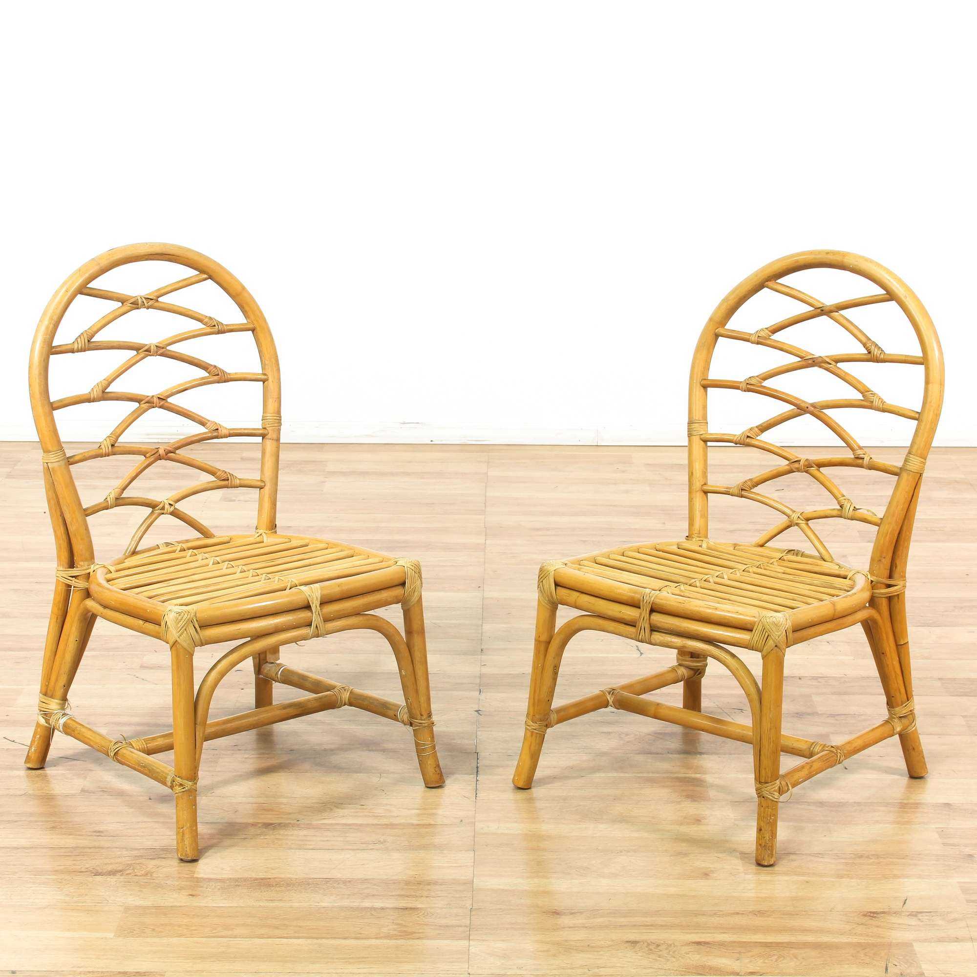 Bamboo Tropical Dining Sets