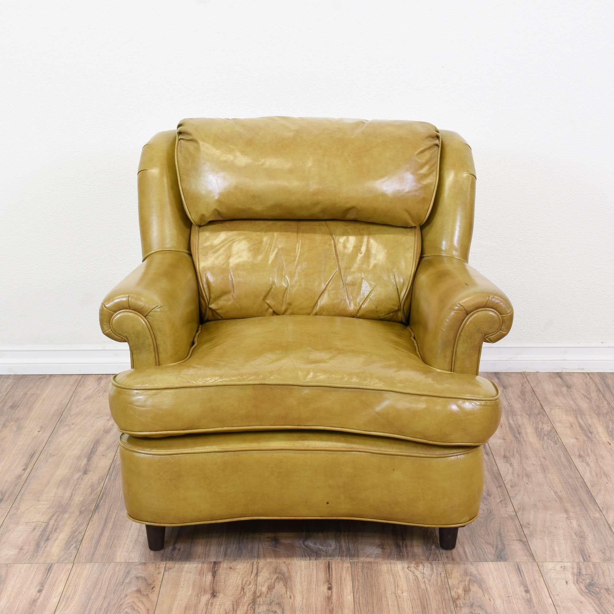 Cool Schafer Bros Retro Leather Armchair Machost Co Dining Chair Design Ideas Machostcouk