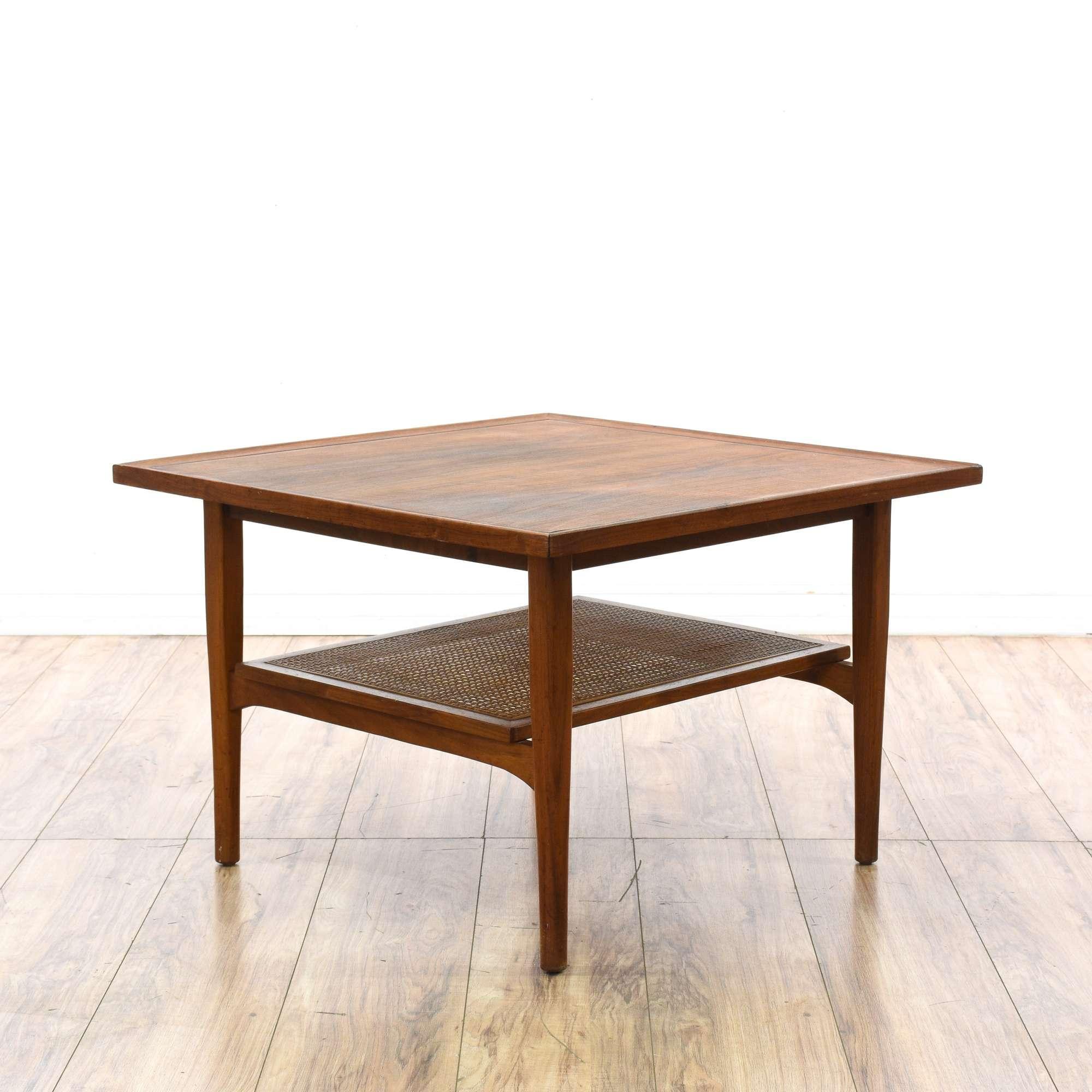 Drexel Mid Century Modern Coffee Table Loveseat Vintage Furniture San Diego