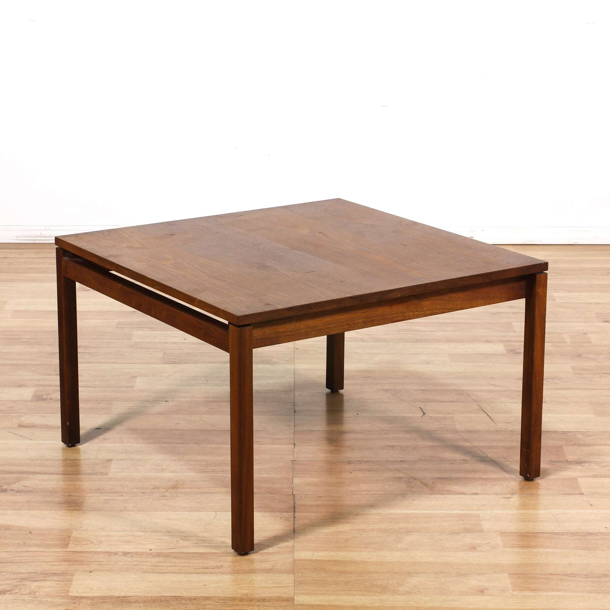 Knoll Mid Century Modern Square Coffee Table