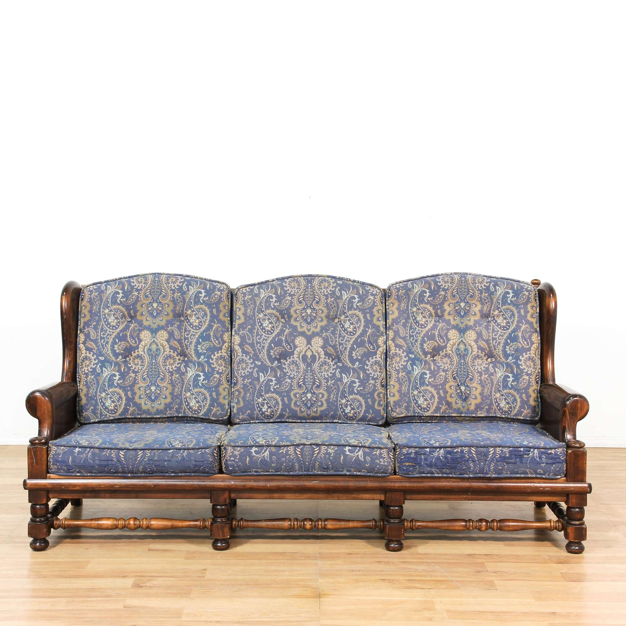 sofas loveseats living factory american discount rooms floral freight and sofa select loveseat rust red couches