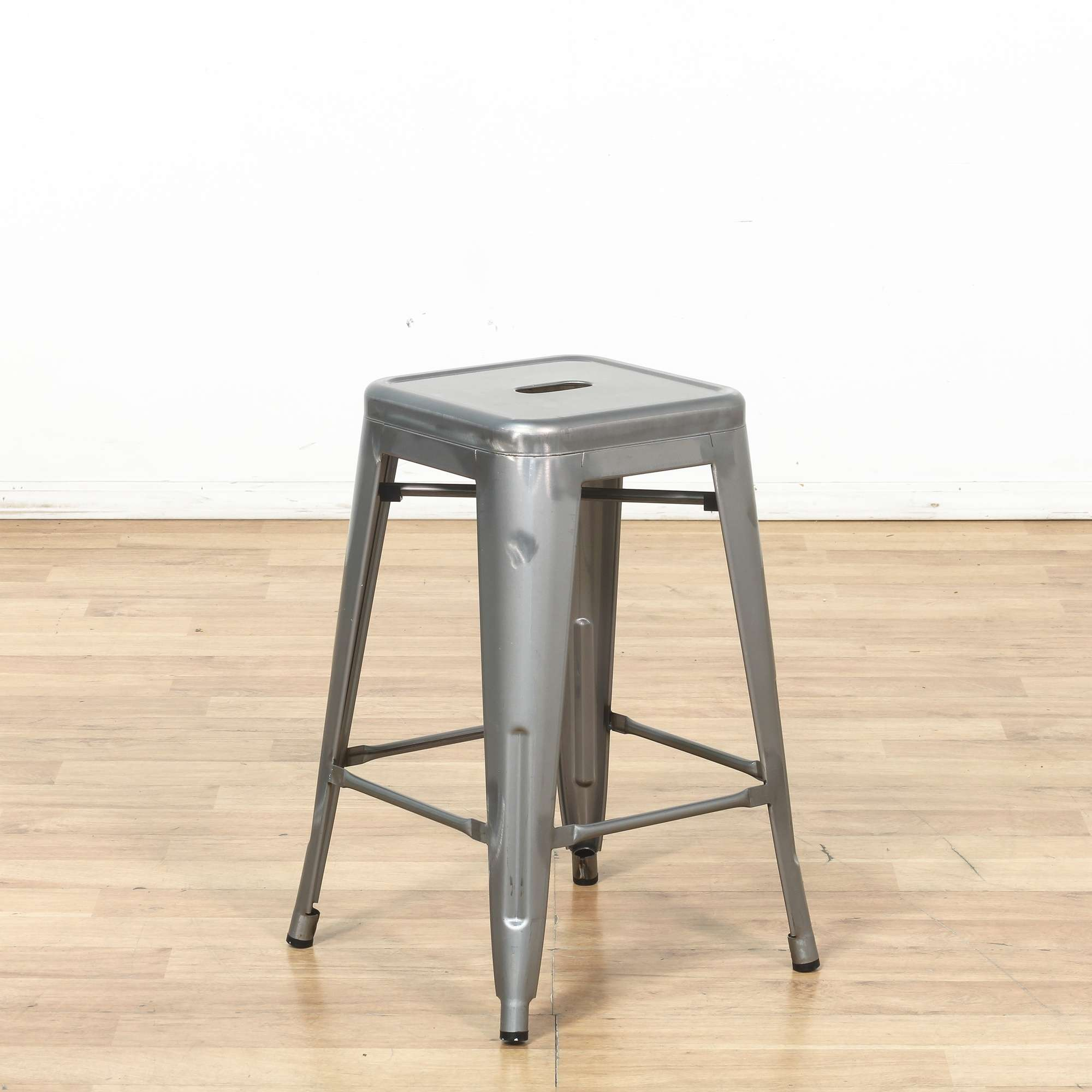products tolix back classic design at stool clear high zinzan elise brushed bar chairs metallic chair stoolhighback