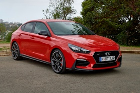 Review: Drive takes Hyundai's new i30 Fastback N for a spin