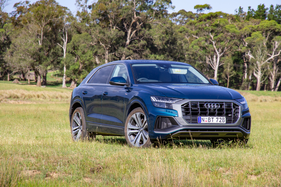 What does 2000 kilometres in the 2019 Audi Q8 look like? Drive finds out