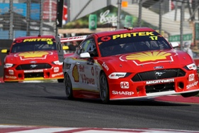 Supercars: Rule makers set out to 'tame' Mustang