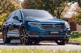 2020 Volkswagen Touareg pricing and specs: More options for VW's large SUV