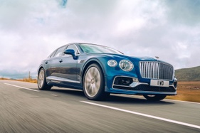 Bentley Flying Spur First Edition revealed with enticing additions