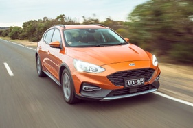 Do the Ford Focus Active's rugged looks translate to driving capability?