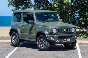 Can the all-new Suzuki Jimny tackle the urban jungle?