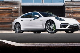An issue with power steering has 19 four-door Porsches coming back to dealers