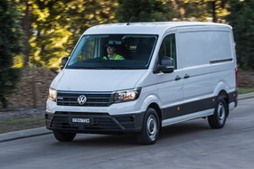 Pricing and specs: VW's 2019 Crafter adds AWD option
