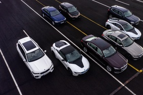 BMW backs plug-in hybrids for the long term