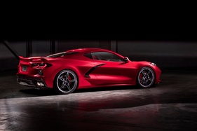 The new Chevrolet Corvette has been unveiled and it's coming to Australia