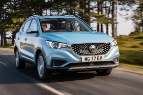 2019 MG ZS EV priced for the UK but we'll need to wait a year