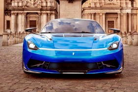 The Pininfarina Battista gets a redesign before going into production