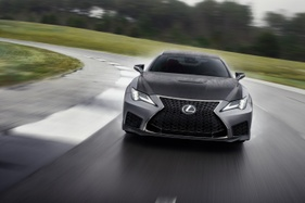 Why Lexus' new RC F Track Edition 'handles better than ever'