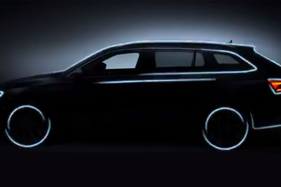 The Skoda Superb Scout has been teased ahead of its debut next week