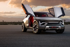 Kia's 'Swiss Army knife' EV concept can do everything