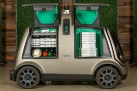 Autonomous pizza deliveries set to begin with new robo car