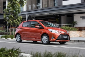 Toyota Yaris to go hybrid and replace the Prius C in 2020