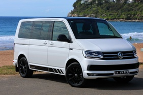 Volkswagen reveals special Black Edition Multivan