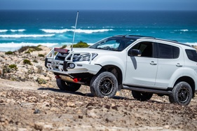 Drive takes a trip to the Eyre Peninsula for some intense 4WD action