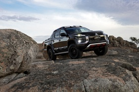 Mitsubishi reveals its Ranger Raptor rival, the Triton Absolute