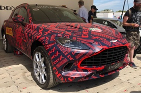 Aston Martin has Porsche's benchmark crossover in its sights with new DBX