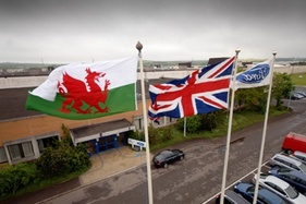 Ford to close UK plant when production of the Jag Land Rover V8 ceases next year