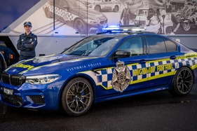 BMW M5 Competition: Victoria Police reveals Highway Patrol car