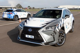 Lexus and Telstra partner up to launch Victoria's first on road 'connected' vehicle trials