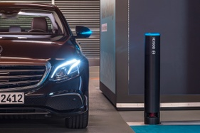 Merc gets approval for autonomous valet parking in Germany