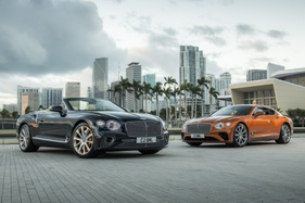 Bentley reveals V8-powered Continental GT